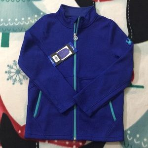 Girls Spyder Jacket